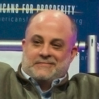 Mark levin tips hat
